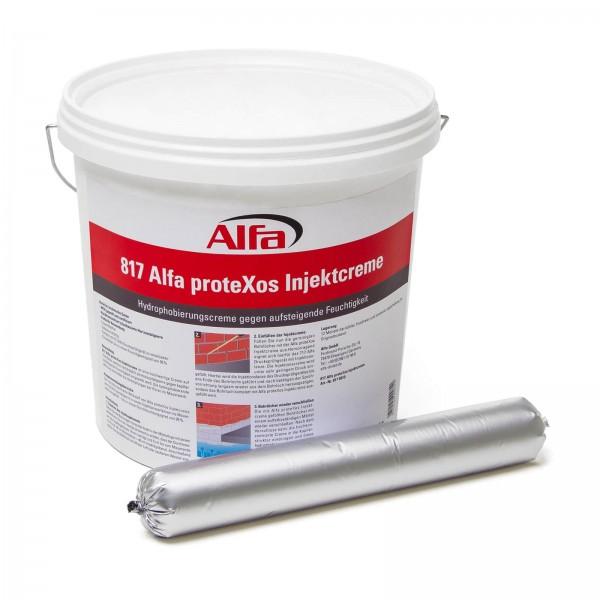 817 Alfa proteXos Injektcreme (Horizontalsperre)