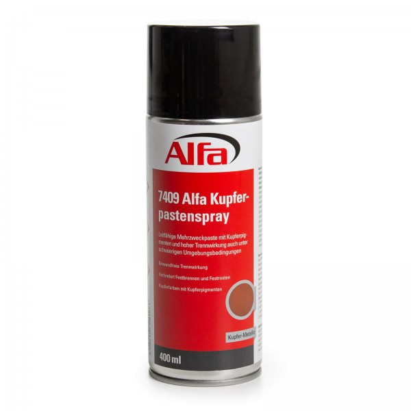 7409 Alfa Kupferpastenspray