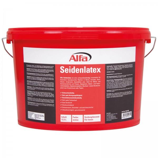 741 Alfa Seidenlatex (PROFI-Latex-Innenfarbe)
