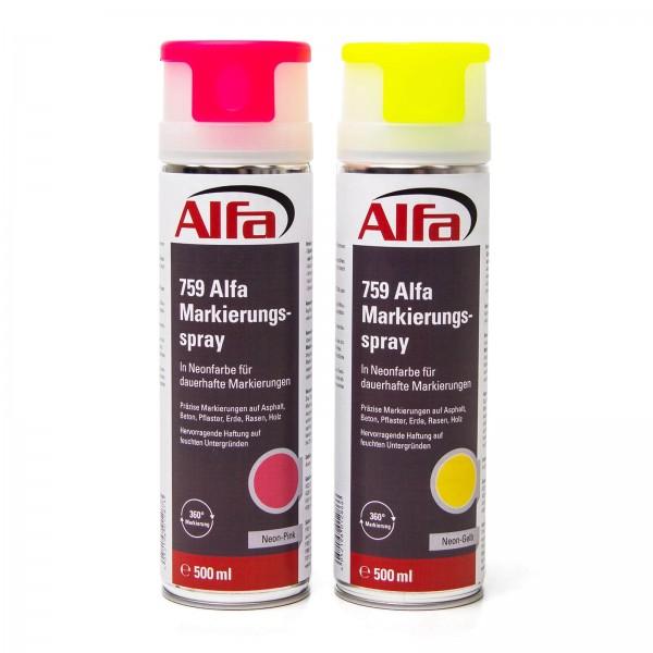 759 Alfa Markierungsspray (SPOT Marker)