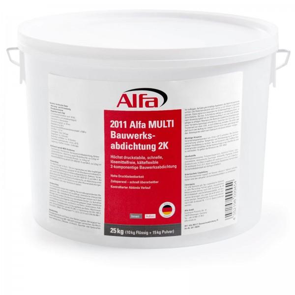 2011 Alfa MULTI Bauwerksabdichtung 2K