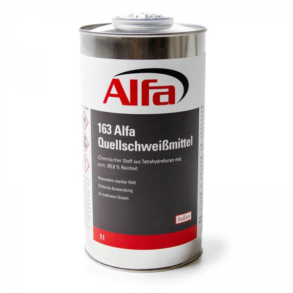 163 Alfa Quellschweißmittel