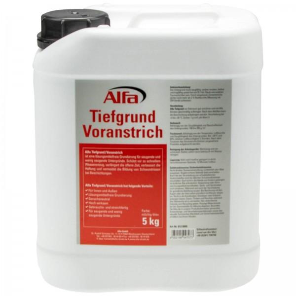 812 Alfa Tiefgrund / Voranstrich