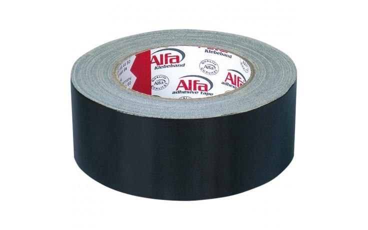 Alfa Gewebeband MATT (Gaffer-Band) das reflexionsfreie Gewebeband