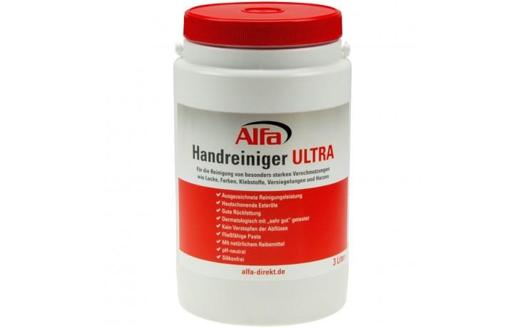 Handreiniger ULTRA mit ausgezeichneter Reinigungsleistung