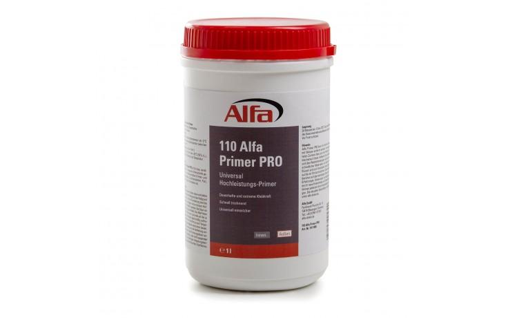 Alfa Primer PRO - schnell trocknend und universell einsetzbar auf vielen Untergründen