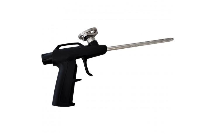 PU-Schaumpistole zur professionellen Verarbeitung von Pistolenschäumen, PU-Schaum, Montageschaum, Pistolenreiniger