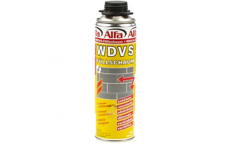 Alfa WDVS-Füllschaum