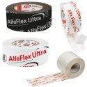 Alfa Flex Ultra Mulit-Folienklebeband als praktische Dichtpflaster oder als gewöhnliche Klebebandrolle am Stück