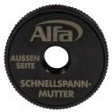697 Alfa Schnellspannmutter
