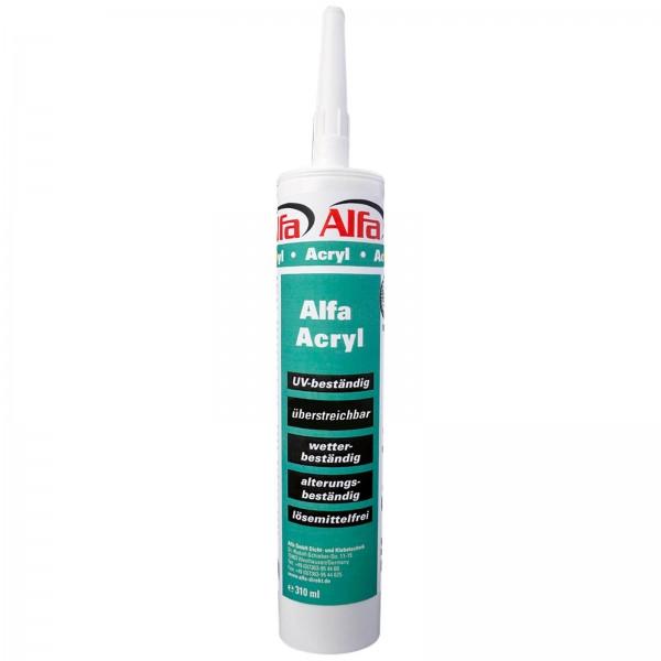 853 Alfa Acryl (Acryl-Dispersion)