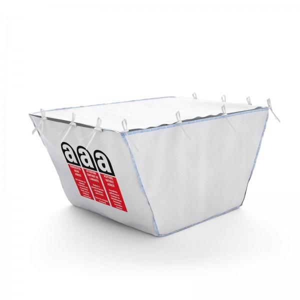 8251 Alfa Containerbag mit Absetzmulde - Asbest