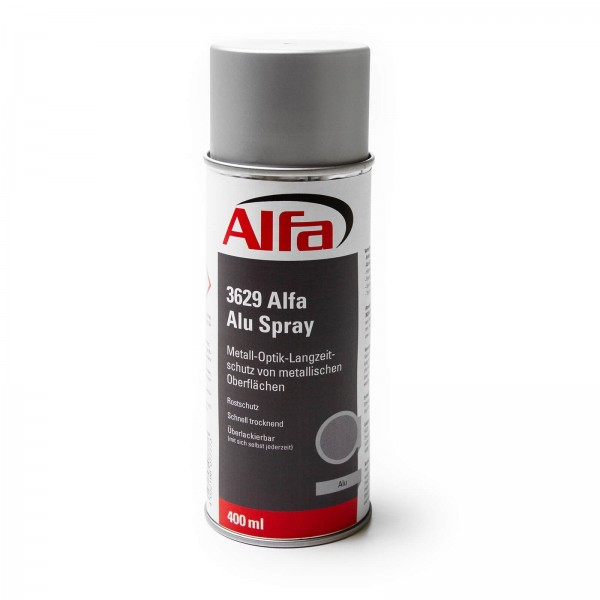 3629 Alfa Alu Spray
