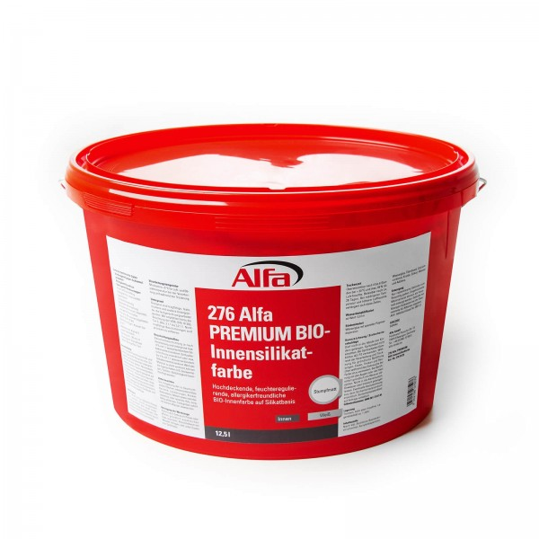 276 Alfa PREMIUM BIO-Innensilikatfarbe