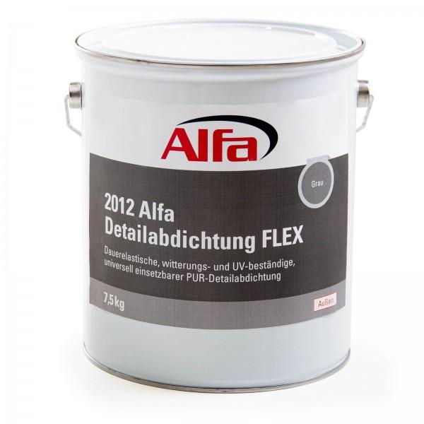 2012 Alfa Detailabdichtung FLEX