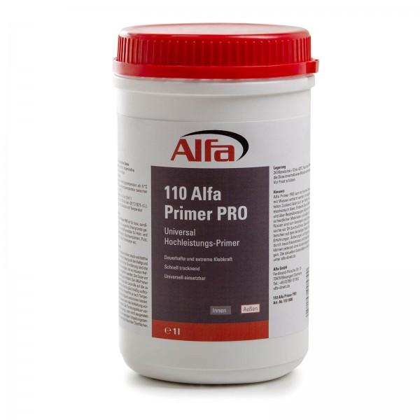 110 Alfa Primer PRO (Hochleistungs-Primer)