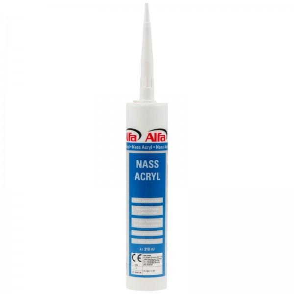 872 Alfa Nass Acryl (Acryl-Dichtstoff)