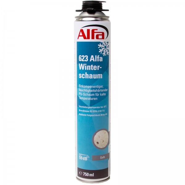 623 Alfa Winterschaum