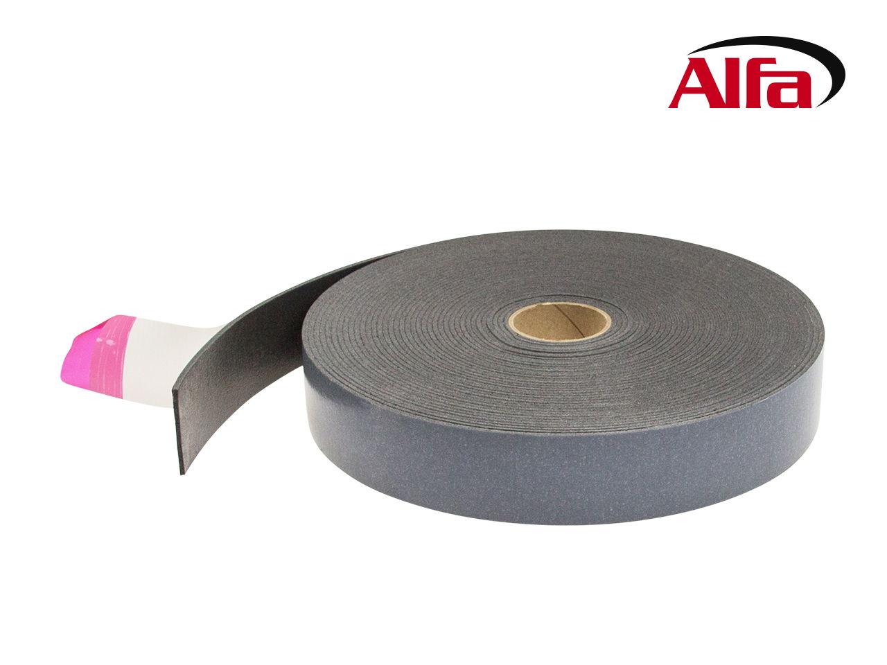 128 Alfa doppelseitiges PE-Nageldichtband