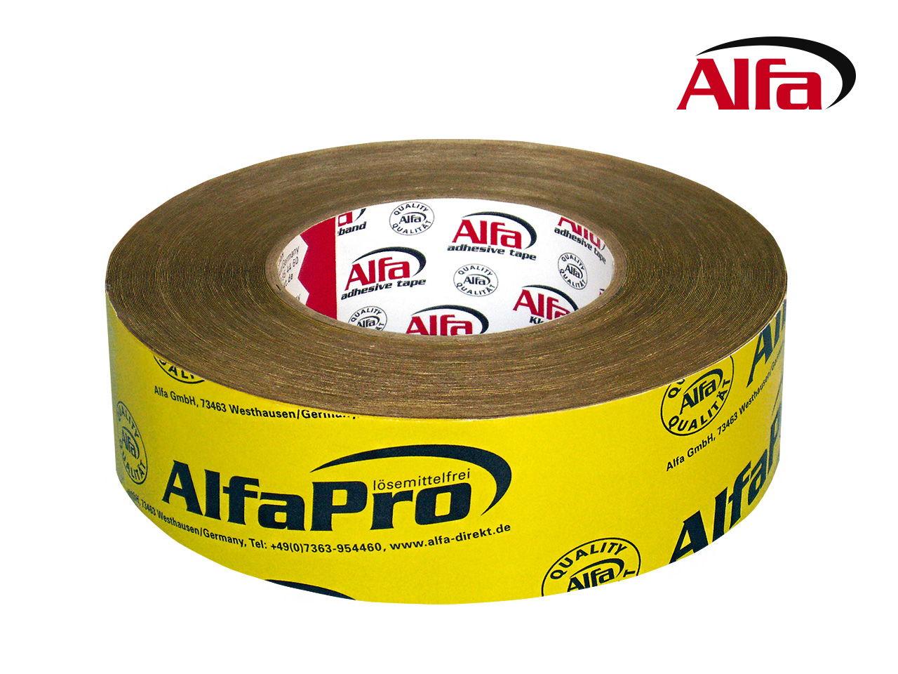161 Alfa Pro Spezialpapierklebeband
