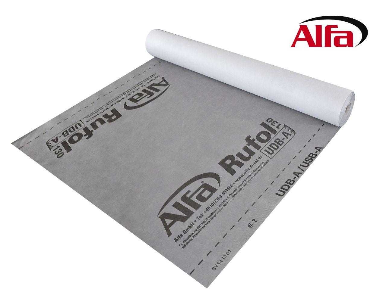 172 Alfa Rufol UDB-A 130
