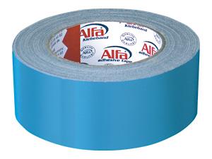UV-Gewebeband Blau<