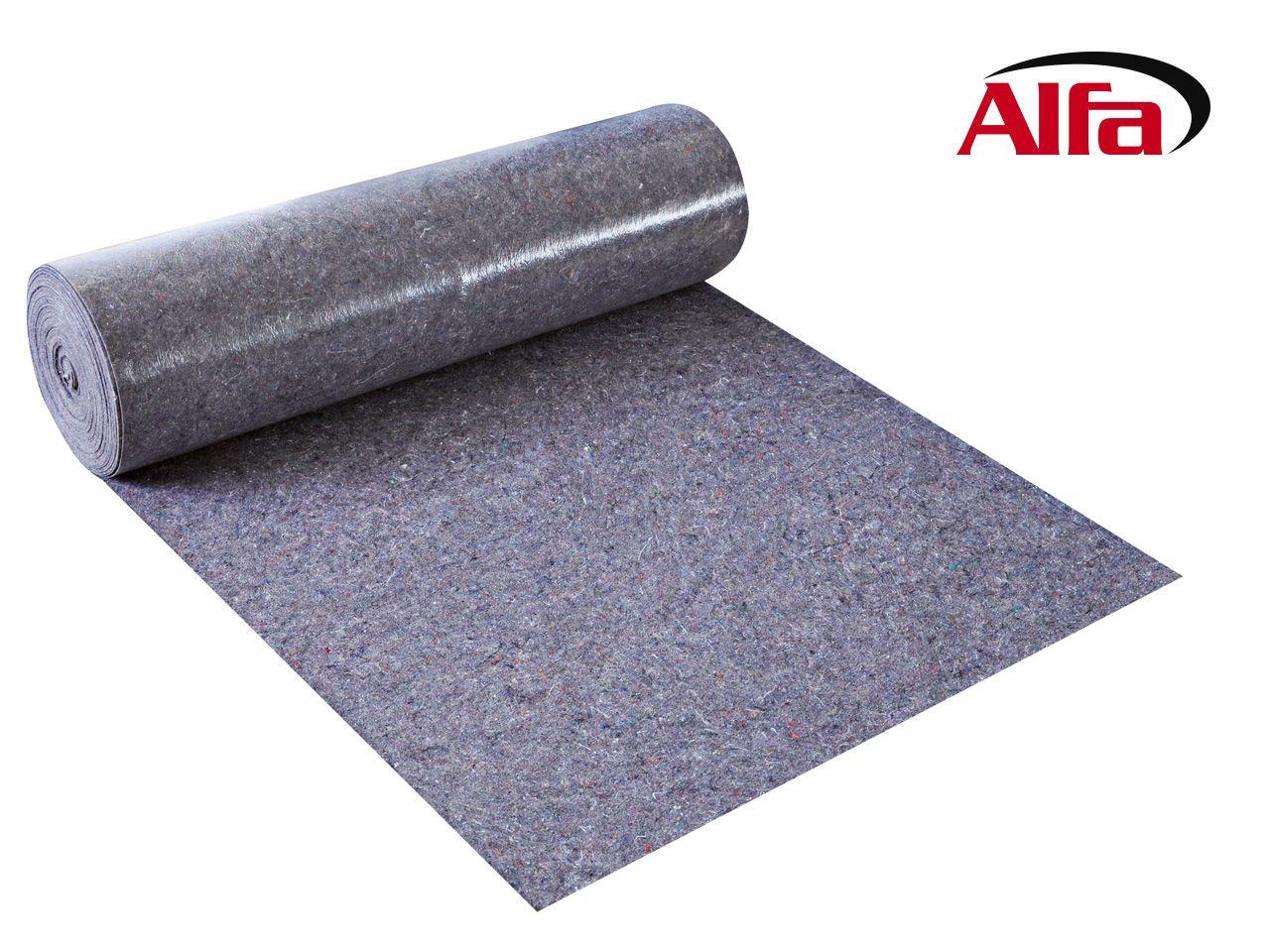 Saugfähiges Abdeckvlies 230 g/m² mit Anti-Rutsch-Folienbeschichtung