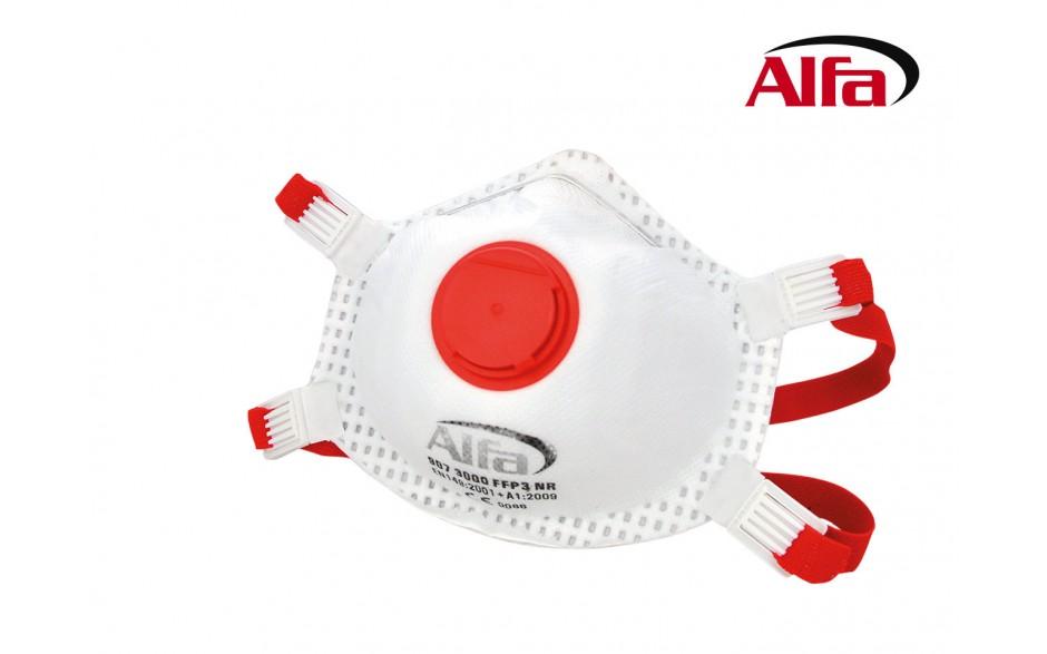 907 Alfa Feinstaubmaske FFP3
