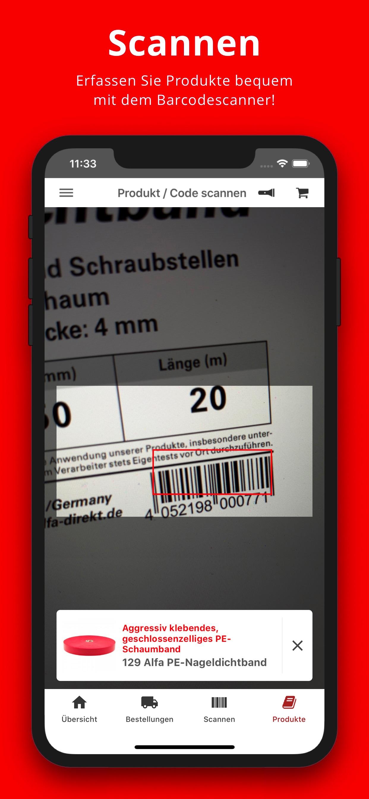 Screenshot Scanner